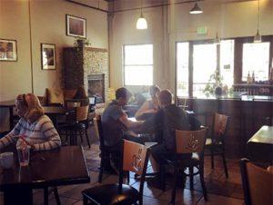 Kickstand Kafe Interior